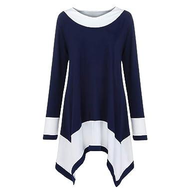 Geilisungren Camisetas Mujer Tallas Grandes, Camiseta de Mujer ...