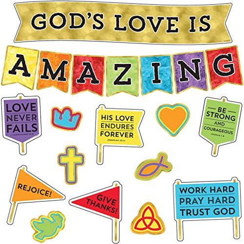 (God's Love Is Amazing Bulletin Board)