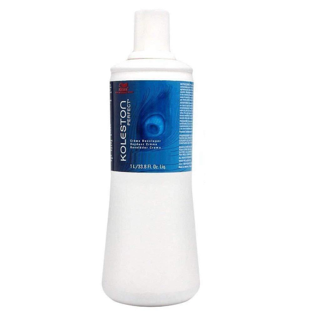 Wella Koleston Perfect 6% - 20 Volume Creme Developer 33.8 oz / 1 Liter