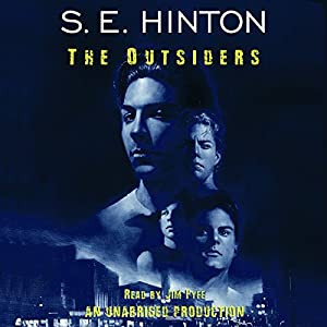 The Outsiders Hörbuch