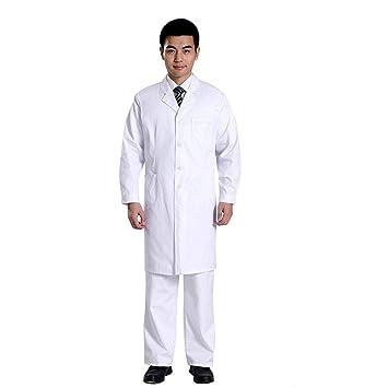 OPPP Ropa médica Bata de Laboratorio del Hospital, Uniforme médico quirúrgico, Hombres y Mujeres, médico, Uniforme médico, Uniforme Uniforme, ...
