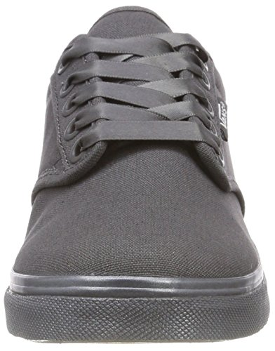 Sneakers Textile Women's Iron Top Low Vans Grey Uew Forged Atwood Metallic xXRTq6wPC