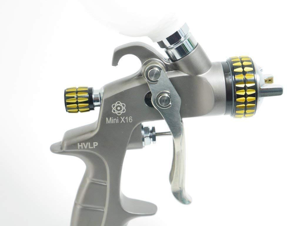 Atom Mini X16 Professional Spray Gun HVLP (1.0mm) by Atom (Image #4)