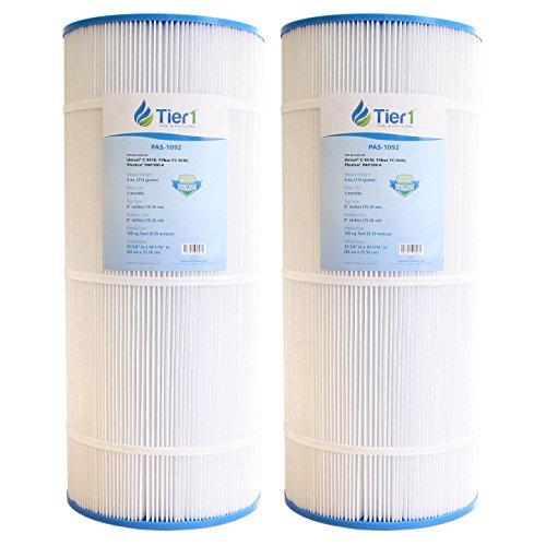 Tier1 Pentair R173215, Pleatco PAP100-4, Filbur FC-0686, Uni