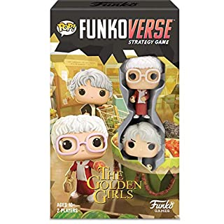 Funko Pop! Funkoverse: Golden Girls Expandalone, Multicolour