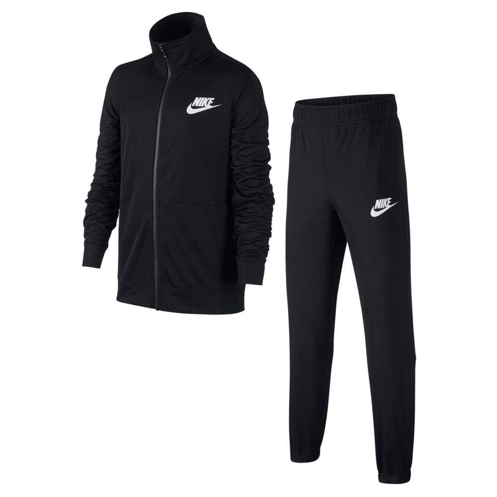 NIKE Sportswear Older Kids' (Boys') Tracksuit (Black, L) by Nike
