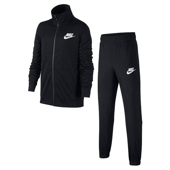 Nike Sportswear, Tuta Bambini e Ragazzi, Nero (BlackBlack