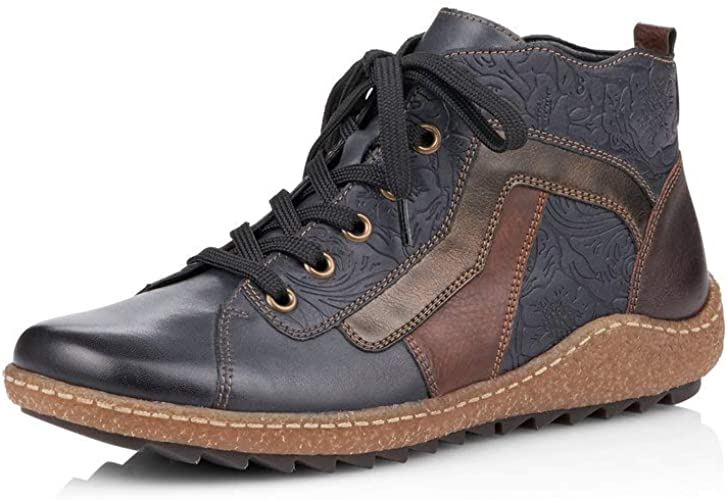 Femme Bottines Remonte Lacets R4777Dame Bottines qjLSGVzMUp