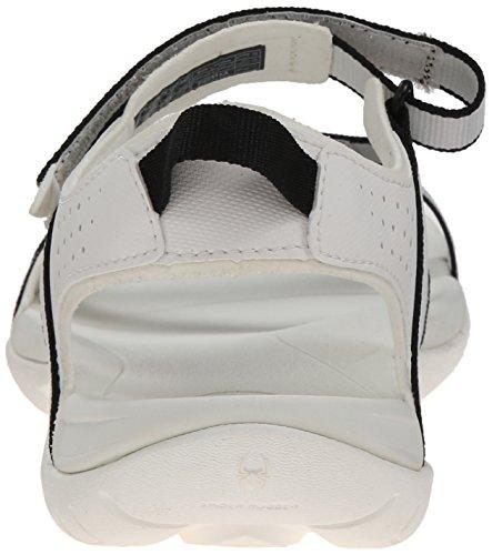Teva Womens Verra Sandal Nero / Bianco