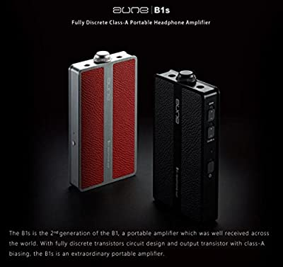 Aune B1s Headphone Amplifier