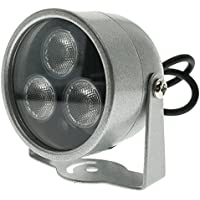 CMVision IR3 WideAngle 60-80 Degree 3pc Power LED IR Array Illuminator