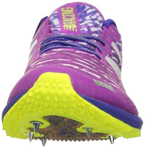 New Balance Women's 900v3 Track Spike Running Shoe Pink/Purple