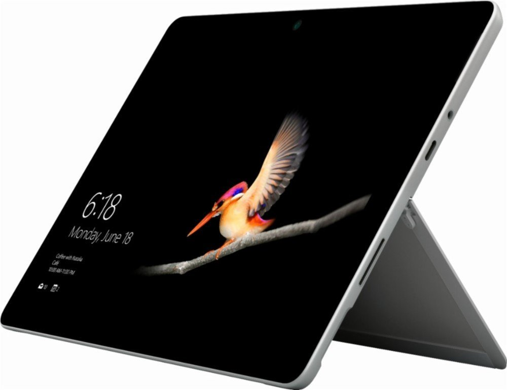 New Microsoft Surface Go (Intel Pentium Gold) Pick Your Own: Type Cover, Pen, Mouse, Docking Station and More(4 GB 64GB)