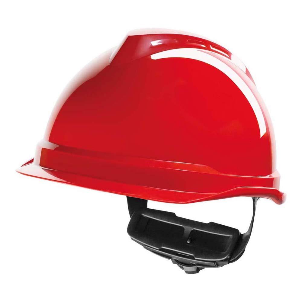MSA Safety GV932-0000000-000 V-Gard 520 Red Ftiii+Pvc