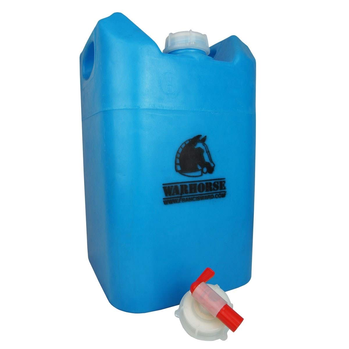 Francis Ward Warhorse & FOC Tap Water Carrier (7.9 gallons) (Blue)