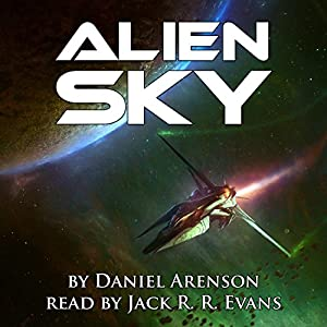Alien Sky Audiobook