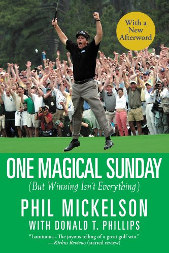 Amazon one magical sunday but winning isnt everything one magical sunday but winning isnt everything by mickelson fandeluxe PDF