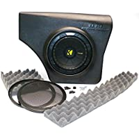 Select Increments 72625K XJ-Pod with Kicker Subwoofer