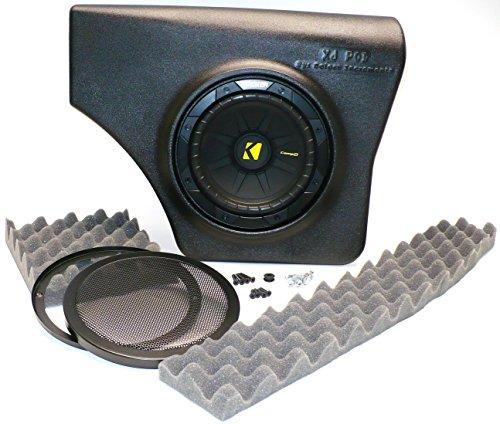 Select Increments 72625K XJ-Pod with Kicker ()