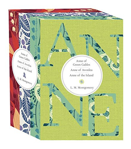 Anne 3 Copy Hardcover Boxed Set