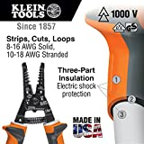 Klein Tools 11054EINS Electrician's Insulated