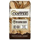 100% Maui Mokka Natural Hawaiian Coffee, Whole Bean Bag, Fresh Roasted Coffee LLC. (12 oz.)