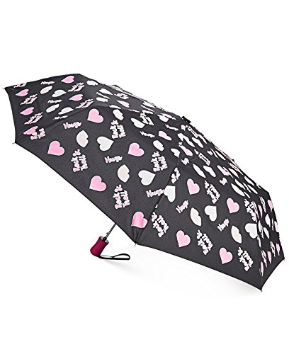 Betsey Johnson Xox Womens Rock And Troll Color Changing Umbrella, (Colour Changing Umbrella)
