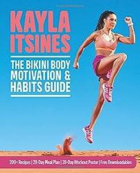 Amazon kayla itsines books biography blog audiobooks kindle the bikini body motivation habits guide fandeluxe Image collections