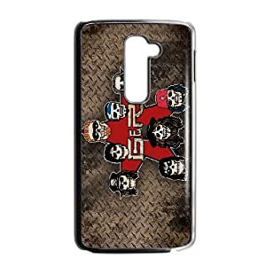 LG G2 Phone Case for Classic Band GUNS N' ROSES theme pattern design GCBGNRS907213