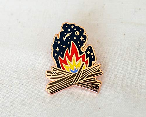 Michigan Enamel Pin - Lapel Pin - - Michigan Enamel