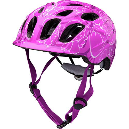 - Kali Protectives Chakra Child Helmet - Kids' Tropical Purple, One Size