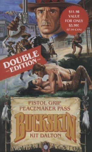 book cover of Pistol Grip / Peacemaker Pass