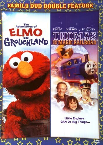 The Adventures of Elmo in Grouchland/Thomas and the Magic Railroad (Double Feature)