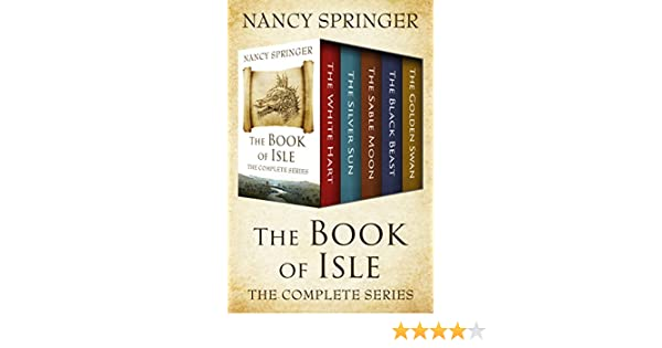 Amazon The Book Of Isle The Complete Series Ebook Nancy