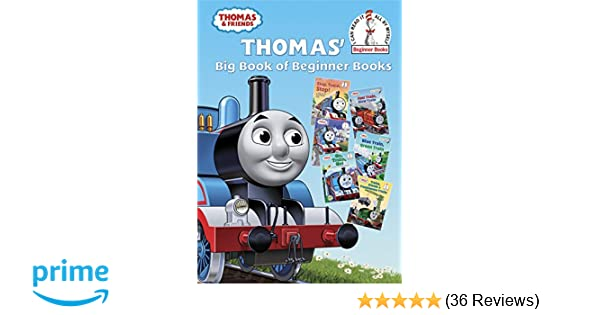 Amazon com: Thomas' Big Book of Beginner Books (Thomas