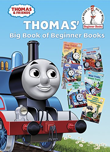 Thomas' Big Book of Beginner Books (Thomas & Friends) (Beginner Books(R)) (Thomas The Tank Engine Man)