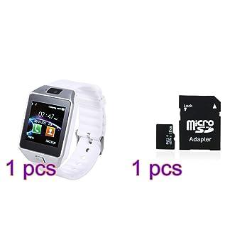Amazon.com: DZ09 Bluetooth Smart Watch Smartwatch GSM SIM ...