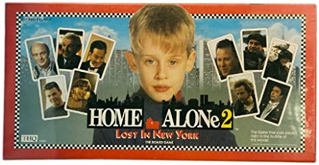 Amazon Com Home Alone 2 Lost In New York 1992 Toys Games