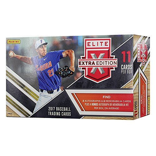 Quad Autograph - Panini 2017 Elite Edition Retail Box Card Packs