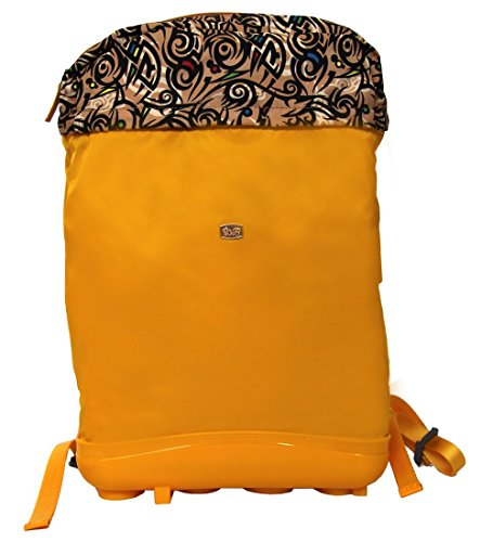 Zaino Giallo Tribal PIERO GUIDI SBAG - S04GL3008.V7