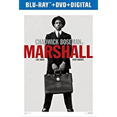 MARSHALL arrives on Digital Dec. 26 and on Blu-ray, DVD and On Demand Jan. 9 from Universal