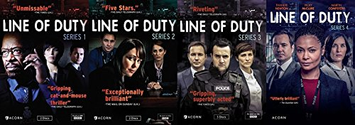 - Line of Duty Complete Series 1-4