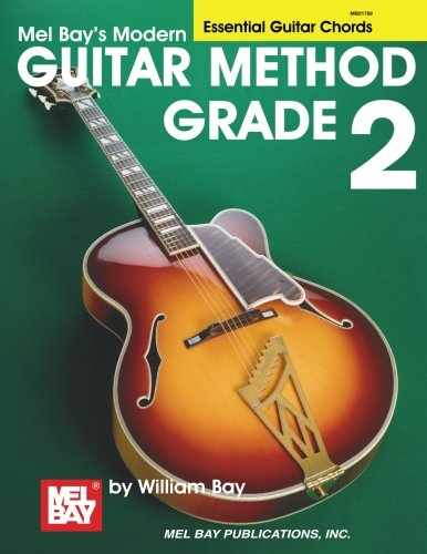 Modern Guitar Method, Grade 2, Essential Guitar Chords