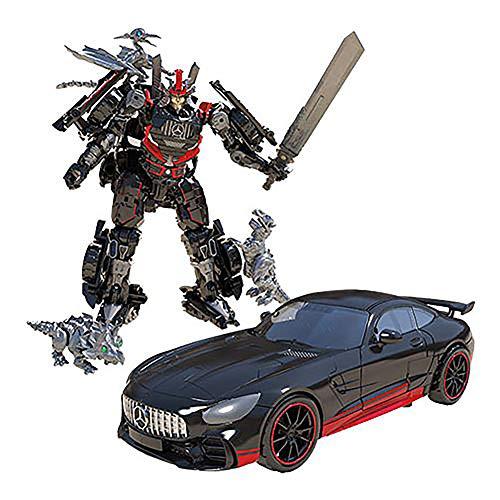 Transformers Studio Series Deluxe Drift with Baby Dinobots