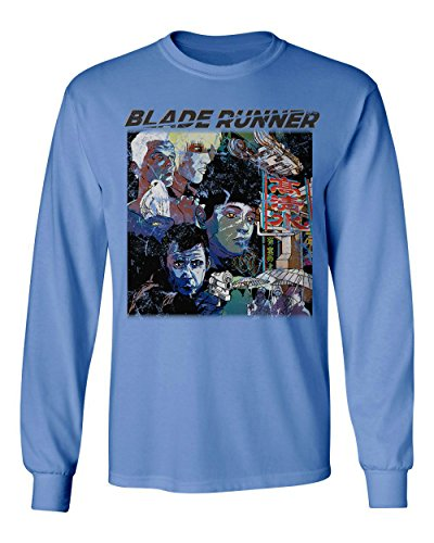 Blade Runner 1982 Long Sleeve Shirt for Men, S to 5XL