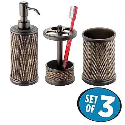 mDesign C3M2TwilloAccessSets -  - bathroom-accessory-sets, bathroom-accessories, bathroom - 51 Du3PhdUL. SS400  -