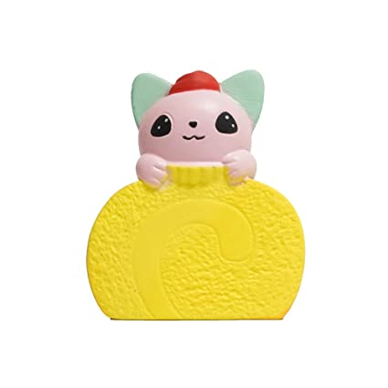 Mobile Phone Straps Kawaii Jumbo Squishy Tiger Squeeze Bread Super Slow Rising Animal Phone Straps Soft Scented Cake Toys Doll Gift Suitable For Men And Women Of All Ages In All Seasons