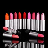 docooler 12 Colors Lipsticks Glossy Set Fashion Women Beauty Makeup