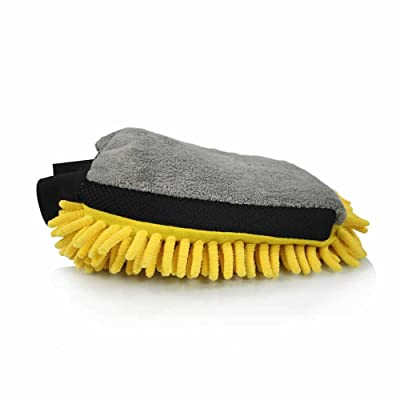 Chemical Guys MIC_494 Three Way Premium Wash Mitt: Automotive