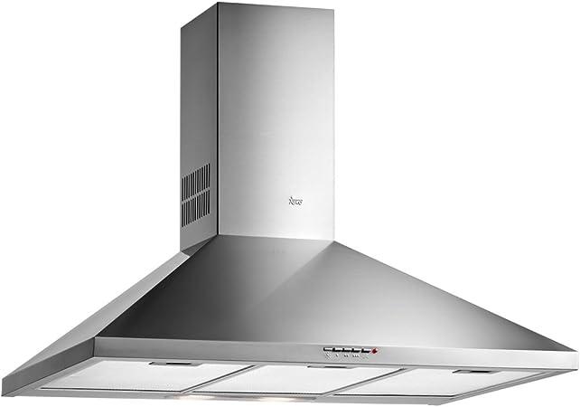 Teka DBP 70 PRO EEC/EU 613 m³/h De pared Acero inoxidable D - Campana (613 m³/h, Canalizado, E, G, C, 68 dB): Amazon.es: Grandes electrodomésticos